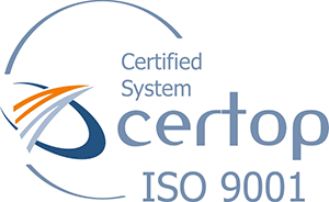ISO 9001 certified system - Oxide ceramics - IZOKERAM Co. Ltd.