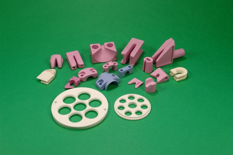Industrial ceramics, engineering ceramics - IZOKERAM Co.Ltd.